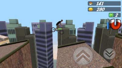 佩皮单车跑酷